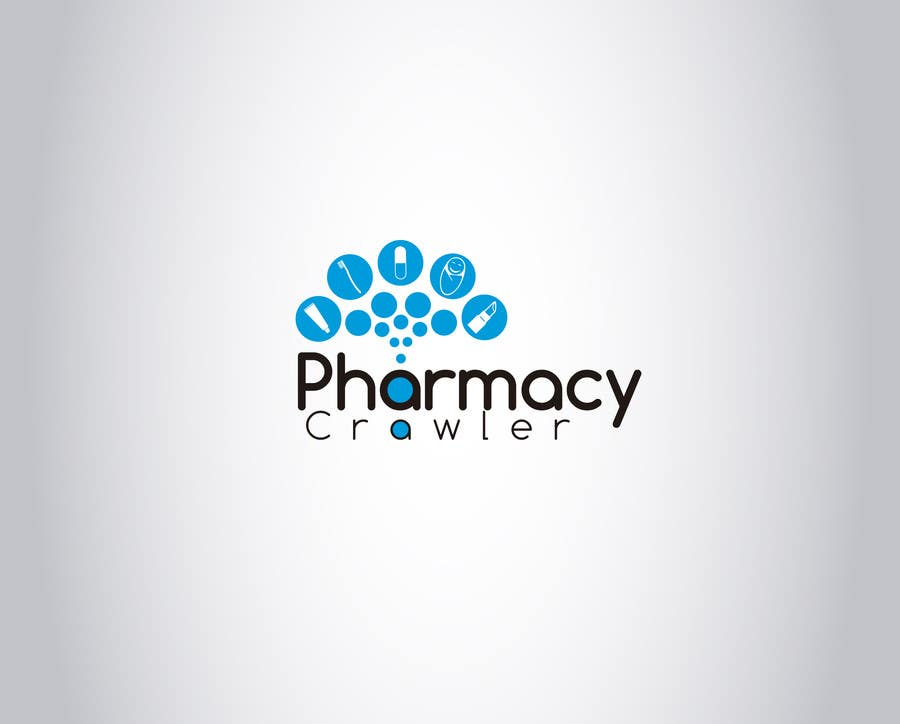 Kilpailutyö #74 kilpailussa Design a logo for a pharmaceutical product search engine