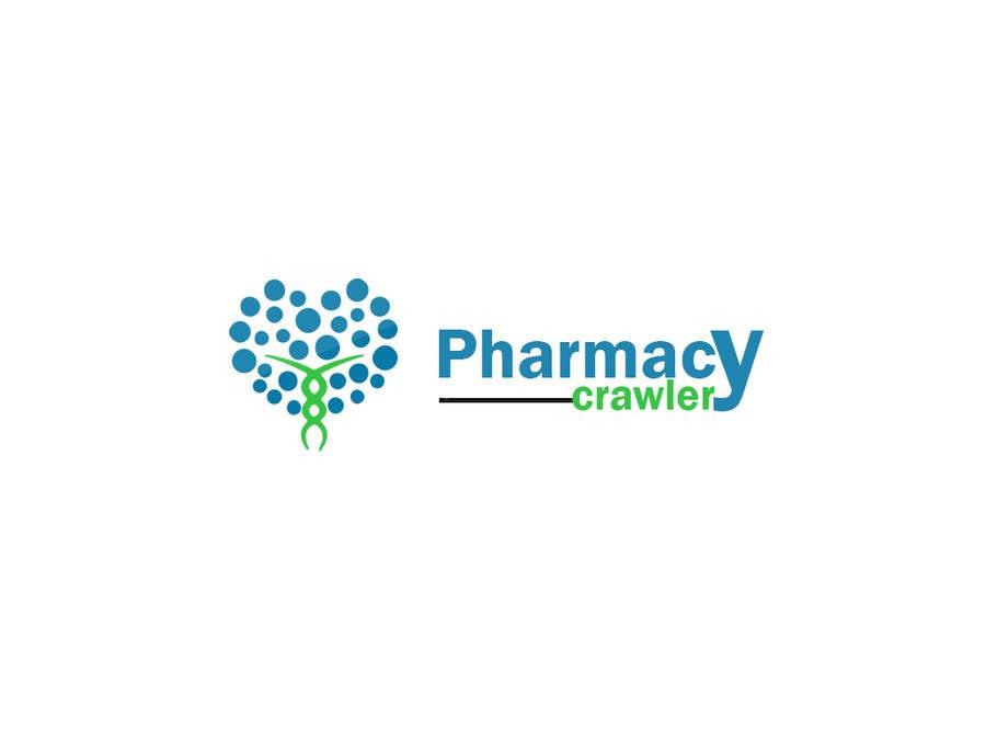 Kilpailutyö #30 kilpailussa Design a logo for a pharmaceutical product search engine