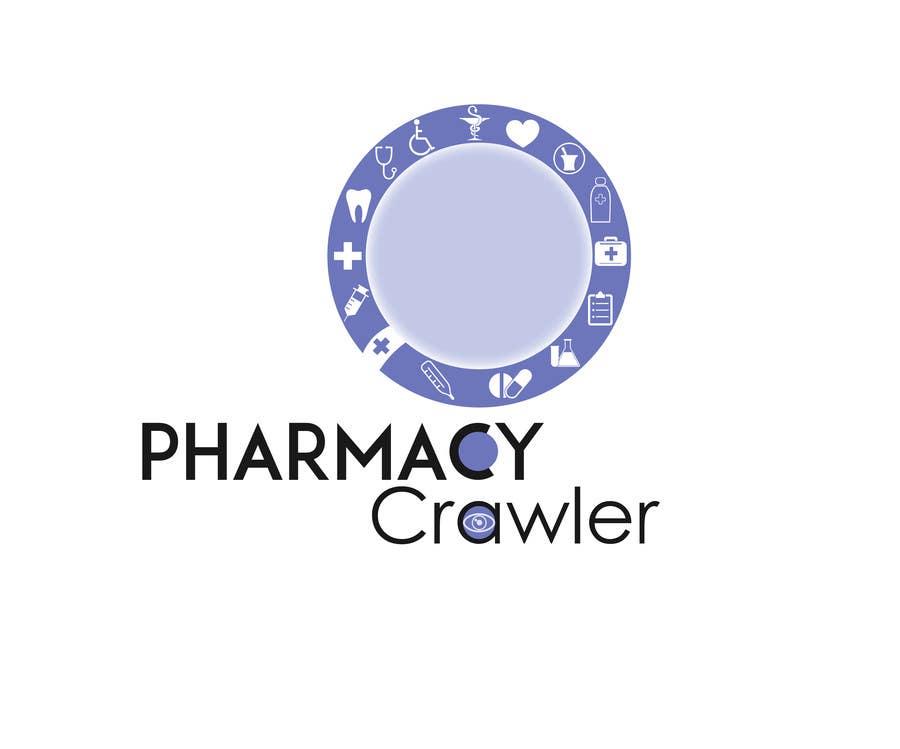 Kilpailutyö #135 kilpailussa Design a logo for a pharmaceutical product search engine