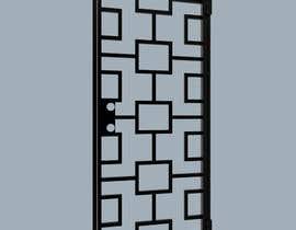 chandolias tarafından Do some 3d Rendering of wine gates için no 36