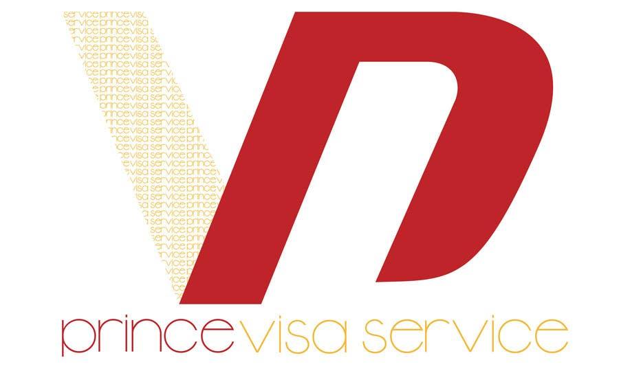 #89 for Logo Design for Prince Visa Service by plandabur