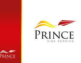 #3 for Logo Design for Prince Visa Service af Grupof5