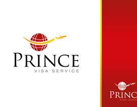 #11 for Logo Design for Prince Visa Service af Grupof5