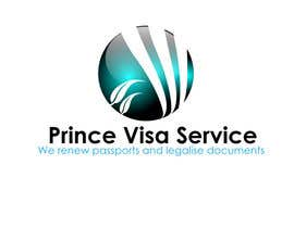 #229 for Logo Design for Prince Visa Service af stephen66