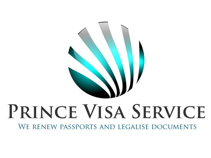 #280 for Logo Design for Prince Visa Service by stephen66