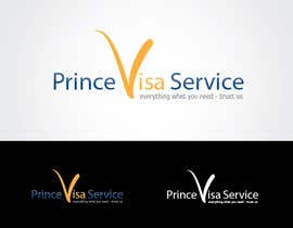 #225 for Logo Design for Prince Visa Service af r3x