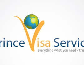 #231 for Logo Design for Prince Visa Service af r3x