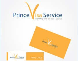 #236 for Logo Design for Prince Visa Service af r3x