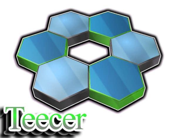 "Kilpailutyö #22 kilpailussa Design a Logo for ""Teecer"""