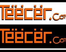 """Desfi tarafından Design a Logo for """"Teecer"""" için no 37"""
