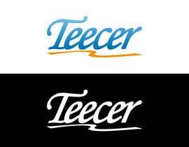 """DikiraDiki tarafından Design a Logo for """"Teecer"""" için no 39"""