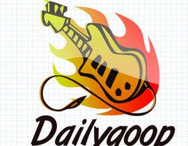 #2 para Design a Logo for http://dailygoop.com por ammar1235