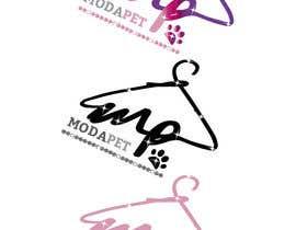 TeresaGM73 tarafından Diseñar un logotipo para moda Canina Felina için no 28