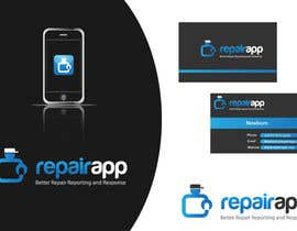 #294 для Logo Design for RepairApp от danumdata