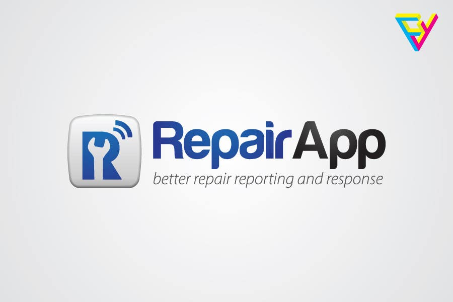 #126 for Logo Design for RepairApp by Ferrignoadv