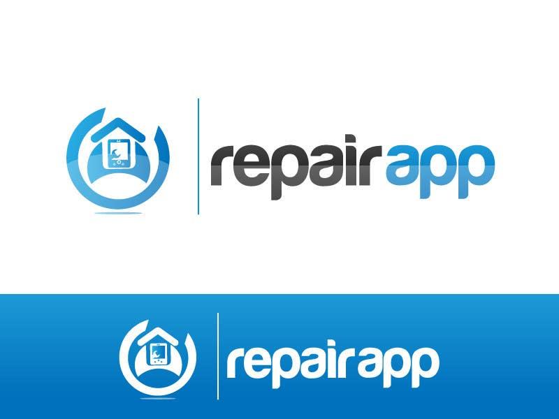 #302 for Logo Design for RepairApp by rraja14