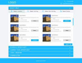 #132 cho Website for Online Booking bởi asad12204