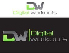#80 for Design a Logo for eWorkoutz af cloud92design