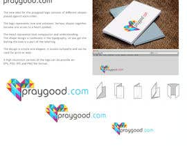 #80 for Logo Design for praygood.com by JM85