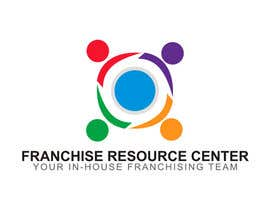 #36 untuk Design a Logo for Franchise Resource Center oleh ibed05