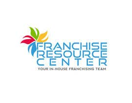 #57 untuk Design a Logo for Franchise Resource Center oleh stajera