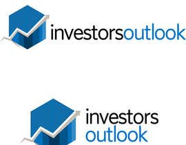 #84 for Logo for investorsoutlook by azheema