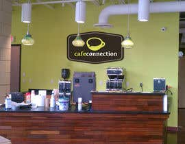 Nro 46 kilpailuun Design a Logo for a Cafe' käyttäjältä dongulley