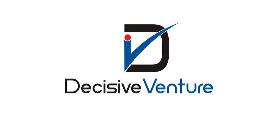 Bài tham dự cuộc thi #                                        307                                      cho                                         Logo Design for Decisive Venture