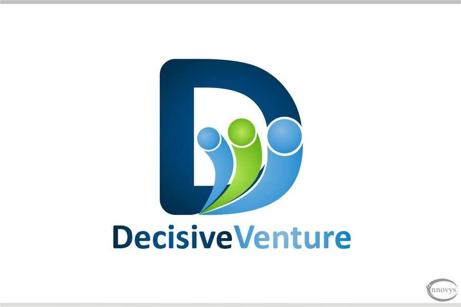 Bài tham dự cuộc thi #                                        431                                      cho                                         Logo Design for Decisive Venture