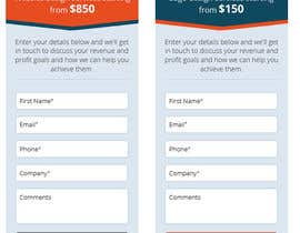 #11 for x2 Web Form design by Ponchu