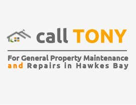#10 untuk Design a Logo, Flyer and Banner for Call Tony oleh elena13vw