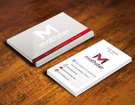 #10 para Design some Business Cards for Mathster.com por pointlesspixels