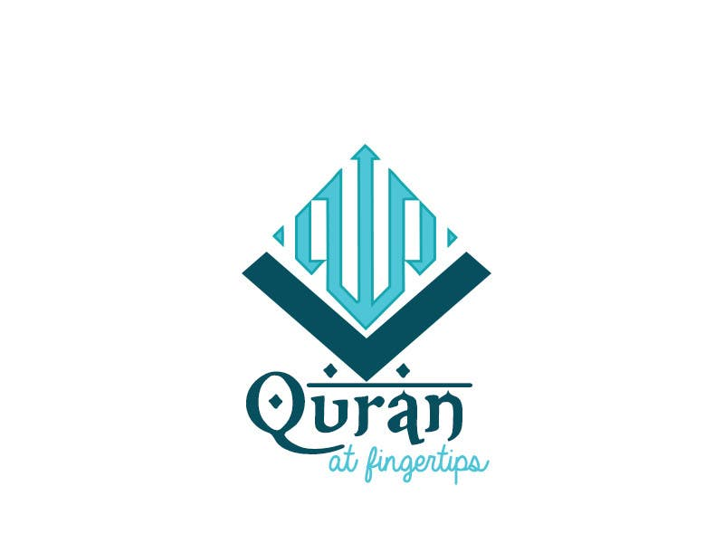 Konkurrenceindlæg #22 for Design a Logo for Quran at Fingertip