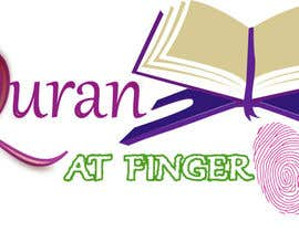 #56 para Design a Logo for Quran at Fingertip por dsilva338