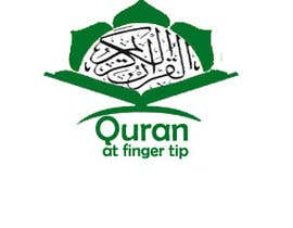 #57 for Design a Logo for Quran at Fingertip af malikitfaq1010
