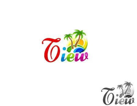 Konkurrenceindlæg #64 for Design a Logo for Name: Tiew