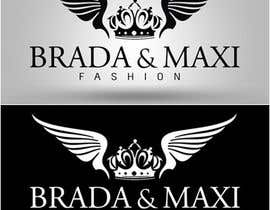 #135 for Design a Logo for BRADA & MAXI Brand af DanielDEE