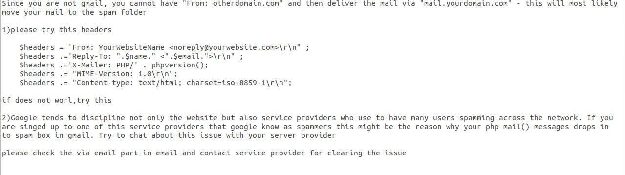 Inscrição nº 5 do Concurso para Fix Mail problem in Opencart