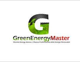 #27 untuk Disegnare un Logo for Green energy Master oleh MilenkovicPetar