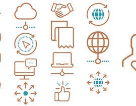 dani786 tarafından Design some Icons - Replace Static Icons on Website with Moving Graphics için no 13
