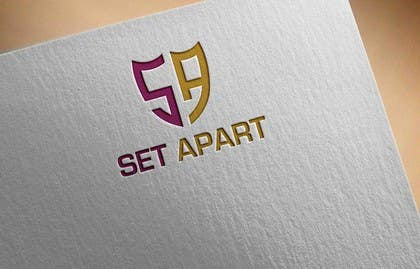 mdrashed2609 tarafından Set Apart  Logo Design için no 12