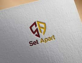 azhanmalik360 tarafından Set Apart  Logo Design için no 141