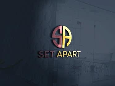 raju177157 tarafından Set Apart  Logo Design için no 50