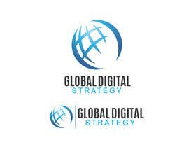 nº 165 pour Design a Logo for Global Digital Strategy par hammadraja