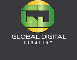 #168 para Design a Logo for Global Digital Strategy por STARWINNER