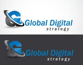 #173 para Design a Logo for Global Digital Strategy por Greenit36
