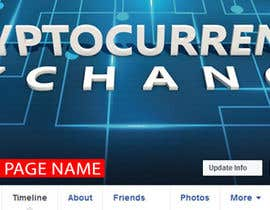 SamiraA tarafından Design a Facebook Cover for Cryptocurrency Exchange Website için no 21
