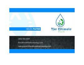 salmandalal1234 tarafından Design a Logo for The Ultimate Finish Cleaning Company için no 18