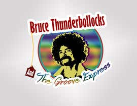#11 cho Design a Logo for Bruce Thunderbollocks & The Groove Express bởi Moesaif