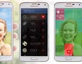 B1sher tarafından Design an App Mockup için no 24